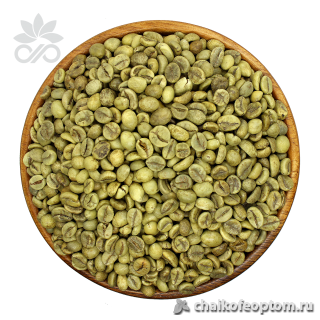 Кофе зеленый нежареный в зернах Робуста скрин 18 WP